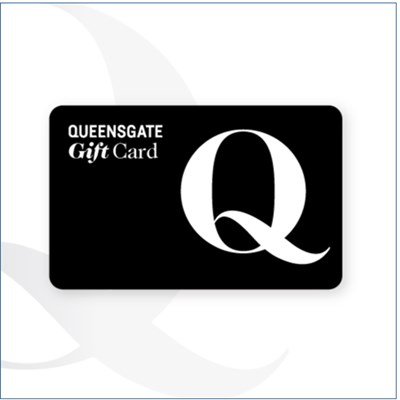 Queensgate Shopping Centre Gift Card